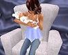 nursery baby hold chair