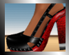 [ves]club shoes red