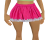 Fancy Pink Skirt