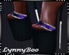 *Bess Purple Heels