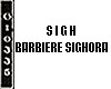 [Gio]SIGN BARBIEREXSIGNO