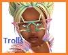 Kids Star Trolls Shades