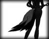 (KMO) Furry Tail Black