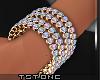 T. Diamondz Brace Left