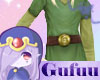 Toon Link Tunic Green