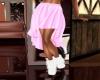 Pink Ellis Skirt