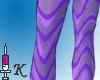 Grapejuice boi tights