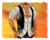 ! Pirate shirt and vest