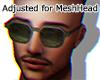 :: #87 M for MeshHead