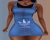 FG~  Jeans Dress