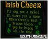 [DJ]Irish Cheer Frame