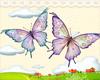 Kids butterflies