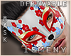 [Is] Kitsune Mask M Drv