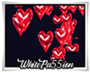 P5* Red Hearts Particle