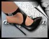 d3✠ Black High Heels
