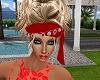 Classic Red Headband