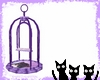 Kawaii Neko Bird Cage