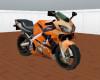 CC - Sports Bike-Orange