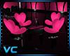 Pink.4.U Chat seat pink