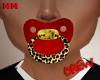Tc. Leopard pacifier (F)