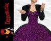 Abigail Bolero Gown PINK