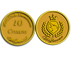 Wolfkrone 10 Crowns Coin