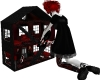 Gothic Doll House Toy