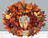 !Em Thanksgiving Wreath
