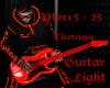 GuitarLight ptoe15 - 25