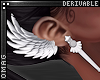 0 | Angel Earrings 3 Drv