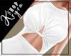 #K. Ghea Dress White