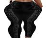 Lace Up Black Pants RL