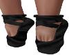 Black Ballet Slippers