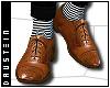 d| Brogues/B&W Socks
