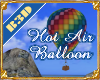 [B3D] Hot Air Balloon