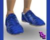 [TDE]Magic Blue Slippers