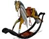 [KC]Antq Rocker Horse1
