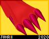 フ. Mushu Feet Female