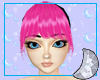 Apple Pink Bangs