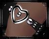 Left Heart Bracelet