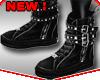 Punk Rock Boots