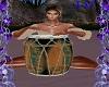 Tiki Island Drum