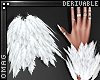 0 | Feather Cuffs Drv