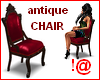 !@ Antique chair