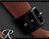 [R] Cuffs belted