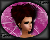 Frannie Burgandy *hair*