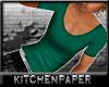 KP | Green Round Neck