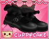 ! Black MaryJanes Shoes