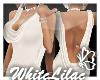 WL~ CreamSilk WeddingGwn