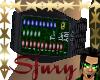 sf Laser Spy Watch Male